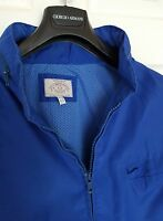 """Mens uber chic ARMANI JEANS windcheater. Chest 44"""" Size XL. Immaculate RRP £275"""