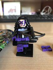 lego minifigure dc series Huntress