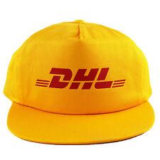 Vintage DHL Snapback Hat Cap Vetements 5 6 panel shirt NEW