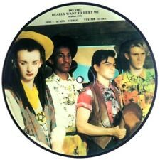 "Culture Club Do You Really Want To Hurt Me 7"" Vinyl 45 Picture Disc 1982"