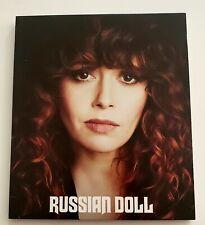 NEW RUSSIAN DOLL Complete Season 1 Netflix Orinigal Emmy FYC PRESS-BOOK DVD