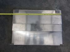"90 FADAL 4020 HT CNC VERTICAL MILL 35"" X 25"" Z AXIS WAY COVER COVERS"