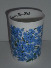 BN Boxed Personalised Vintage Forget-Me-Not Floral Fine Bone China Mug