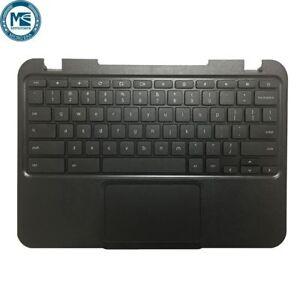 New for Lenovo N22 Chromebook Palmrest/Keyboard/TP Assembly (Black) (5CB0L02103)