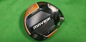 CALLAWAY MAVIRIK MAX DRIVER 10.5  *HEAD ONLY* RIGHT HANDED LIGHTLY USED