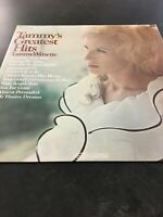 Tammy Wynette Greatest Hits BN 26486 LP Vinyl