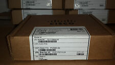 NEW OPEN BOX CISCO PVDM3-64 64-CHANNEL HIGH-DENSITY VOICE & VIDEO DSP MODULE NOB