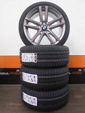 BMW 1er F20 2er 3er E46 E90 F30 4er F32 Z4 E89 18 Zoll Alufelgen Sommerräder NEU
