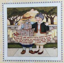 Mary Engelbreit Handmade Magnet-When We Are Grown