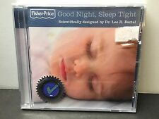 Good Night, Sleep Tight Fisher Price CD New Soothe Baby To Sleep 50 Minutes