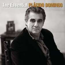 New: PLACIDO DOMINGO - The Essential (Best of/Greatest Hits) 2 CD SET!