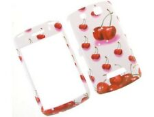 Reinforced Plastic Design Phone Case Cherry For BlackBerry Storm 9530 9500