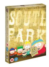 DVD:SOUTH PARK - SEASON THIRTEEN 13  - NEW Region 2 UK