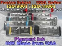 Choose Any 4 pc compatible cartridge fits Epson Stylus Pro 4880 pigment ink qa