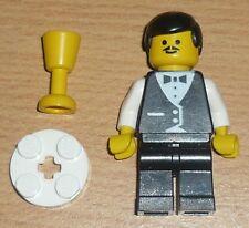 LEGO City serveur, Ober avec accessoires