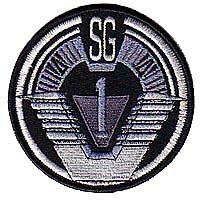 STARGATE SG1 PATCH - SG1