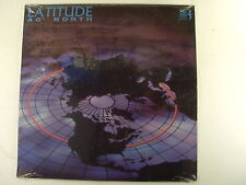 latitude 40 degrees north lp self titled FACTORY SEALED