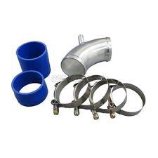 "CXR 2.75"" Air intake FOR BMW E30 Turbo Throttle body pipe Blue Hose"