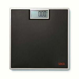 Personenwaage, Flachwaage, Höchstlast 150 kg, Teilung 100 g - seca clara 803