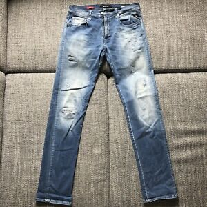 Replay Grover Hyperflex Destroyed Jeans Gr.31