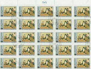 Vietnam Children with Stones Playing Stamps Crafts Decoupage or Collect Rf 28316