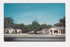 The Marianna Motel in Paso Robles CA near City Center postcard