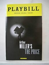 THE PRICE Playbill DANNY DeVITO / MARK RUFFALO / TONY SHALHOUB NYC 2017