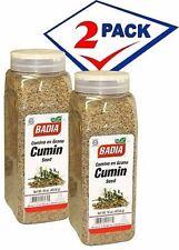 2 Pack - Badia Cumin seed whole - Comino entero  1 Lb each