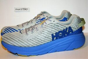 AUTHENTIC HOKA ONE ONE Rincon Grey Blue 1102874 Men Running Shoes size