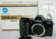 Minolta Dynax 7000i AF 35mm SLR Film Camera Body only.Tested.Free Warranty.