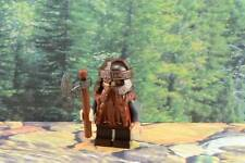Lego Mini Figure Lord of the Rings  Gimli with 2-Sided Head from Set 79006