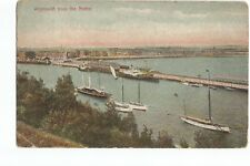 Postcard Weymouth from the Nothe Dorset      (A33)