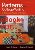 Patterns for College Writing: A Rhetorical Reader and Guide 14th Edition