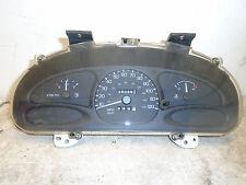 98 99 00 01 02 Ford Escort 4 Door Sedan Speedometer Instrument Cluster OEM 172K