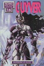 manga STAR COMICS GUYVER numero 16