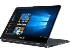 "ASUS 2-in-1 TP410UA-DH54T 14"" FHD Touch Ultra-Slim Laptop Core i5 8GB 256GB SSD"