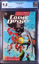 Cosmic Odyssey (1988) #2 Mignola Cover CGC 9.8
