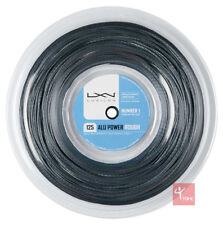 Luxilon BIG BANGER ALU POWER ROUGH Tennis Stringa 220m REEL