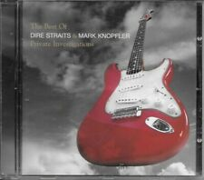 DIRE STRAITS AND MARK KNOPFLER THE BEST OF CD