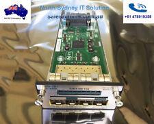 Cisco C3KX-NM-10G Network Module For 3560X, 3750X Switches, Warranty, Invoice