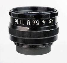Nikon EL-Nikkor 50mm 2,8 Vergrößerungsobjektiv guter Zustand 340161