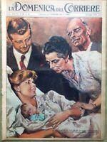 La Domenica del Corriere 26 Luglio 1959 Aviazione Gemelli Rita Hayworth Chessman