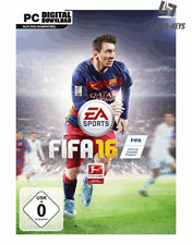 FIFA 16 Origin Key Pc Download Code Global