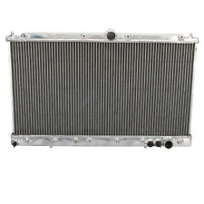Race Radiator for 91-99 Mitsubishi 3000Gt 91-96 Dodge Stealth Full Aluminum Mt