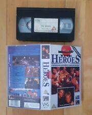 """""""The Heroes"""" 1 & 2 Australian TV miniseries on VHS"""