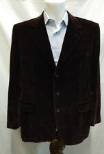 giacca jacket uomo canali  velluto liscio    taglia 56 r