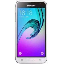 """Samsung J320 GALAXY J3 2016 weiß 8GB LTE Android Smartphone 5"""" Display 8MPX"""
