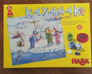 Gesellschaftsspiele Kayanak Haba