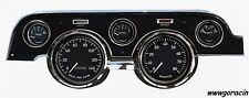 New Vintage USA 1967-1968 Ford Mustang Gauge Packages,GT-350,GT-500,V8,Windsor ~