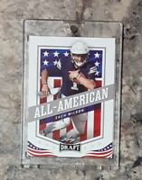 ZACH WILSON  📈🔥 ALL AMERICAN ROOKIE CARD NFL DRAFT 2021 FREE SHIPPING 🆓️